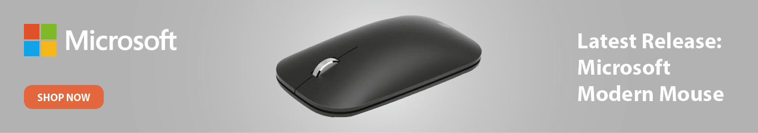 2019-03-Technology-Microsoft Modern Mouse