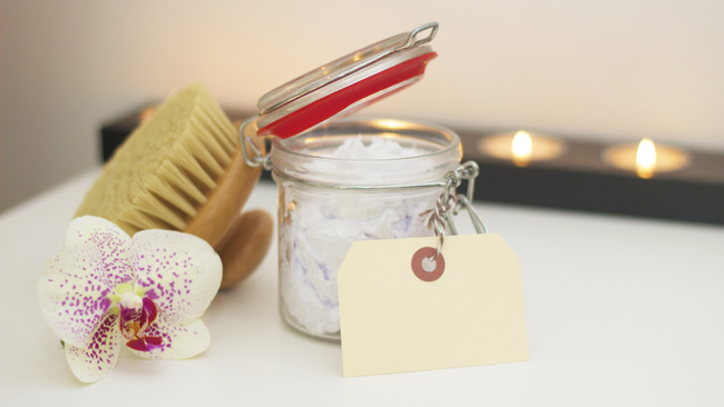 Skin Brush Detox