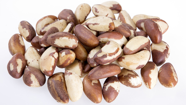 Brazil Nuts Organic Superfood
