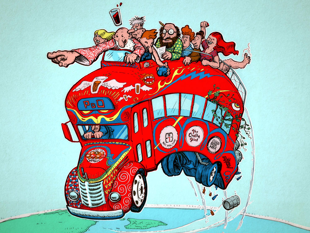SOLD OUT! PoO Bus Cabalista Special – May 21