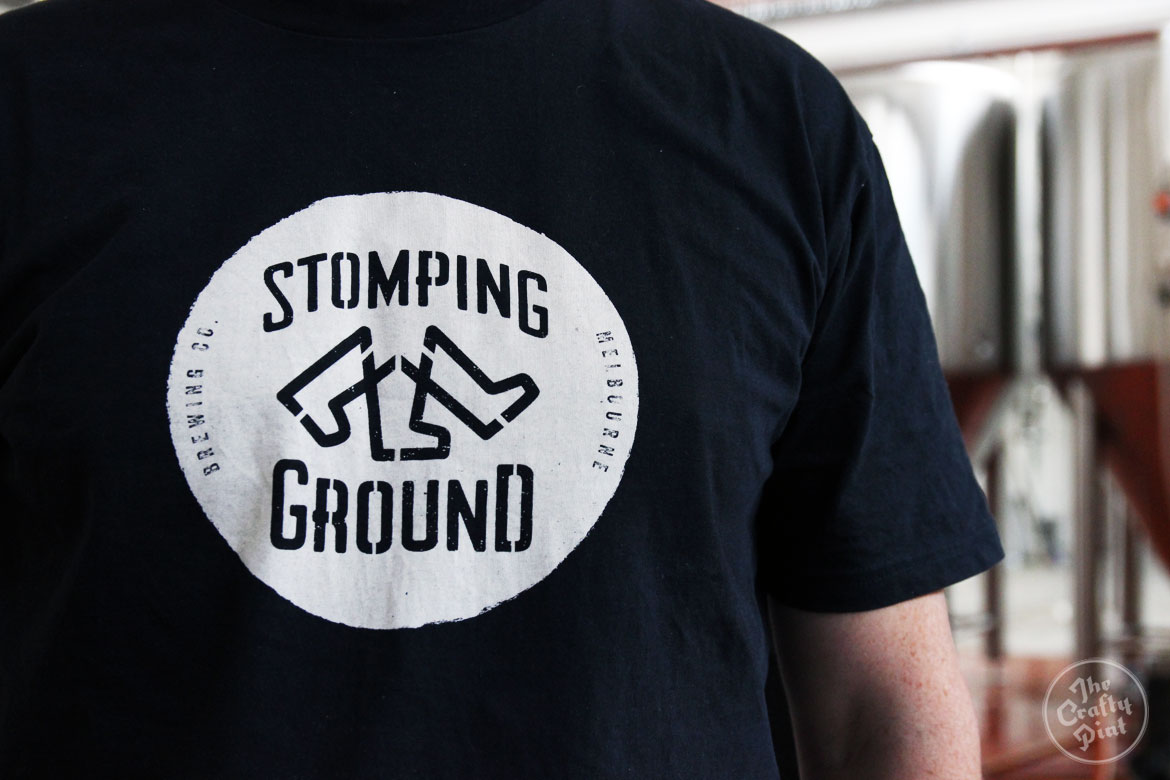 Sneak Peek at Stomping Ground