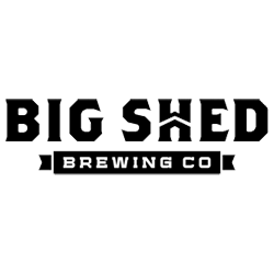$10 tasting paddle at the Big Shed Brewery Bar