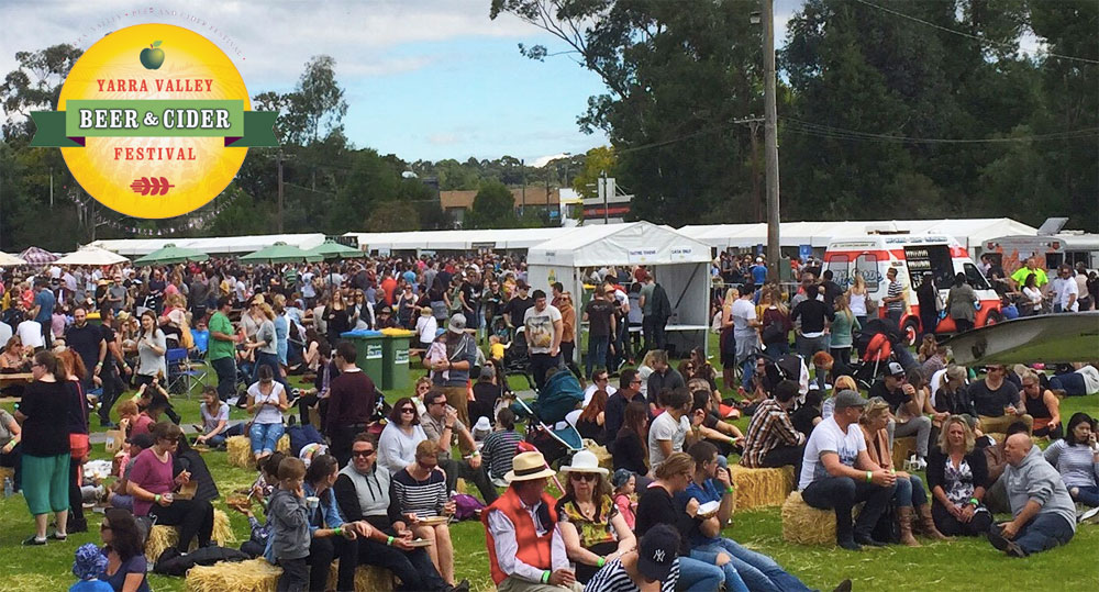 Yarra Valley Beer & Cider Festival