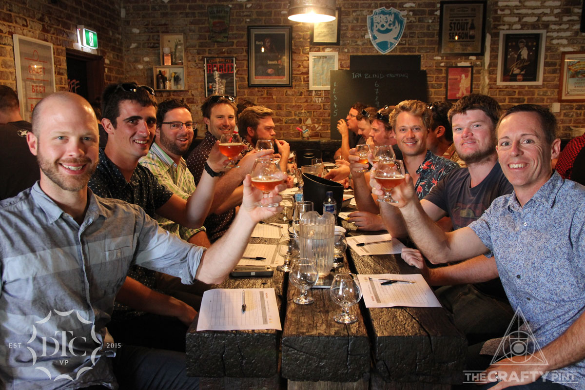 WA Beer Week Blind Tasting II