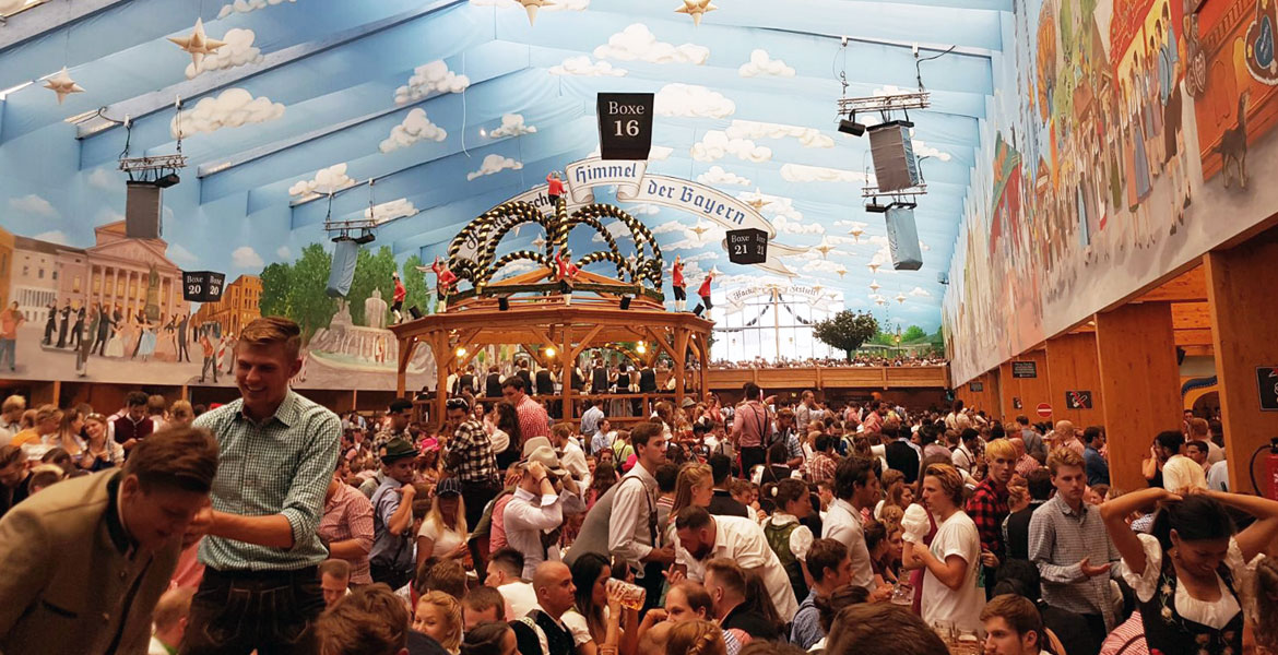 Oktoberfest In The Gardens Signup Bonus