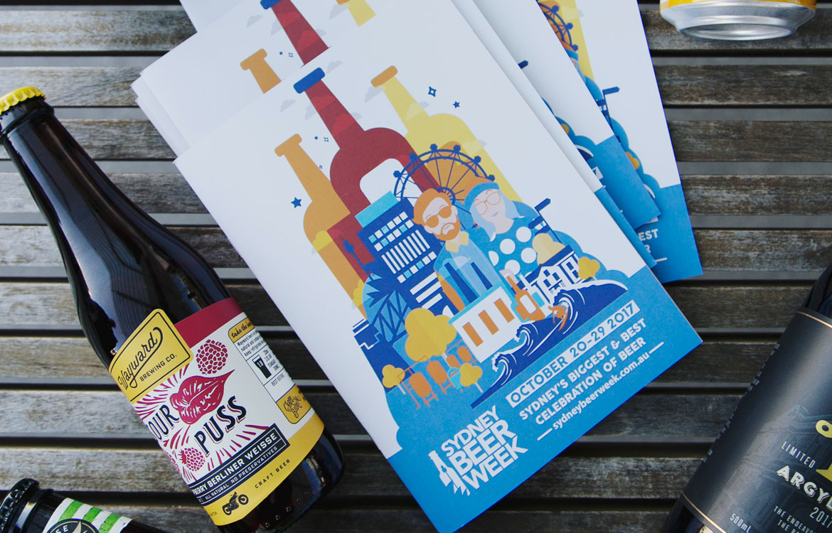 Win Tix to the Sydney Beer Week Opening Gala