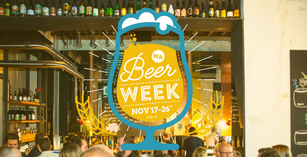 Win WA Beer Week Launch Party Tickets