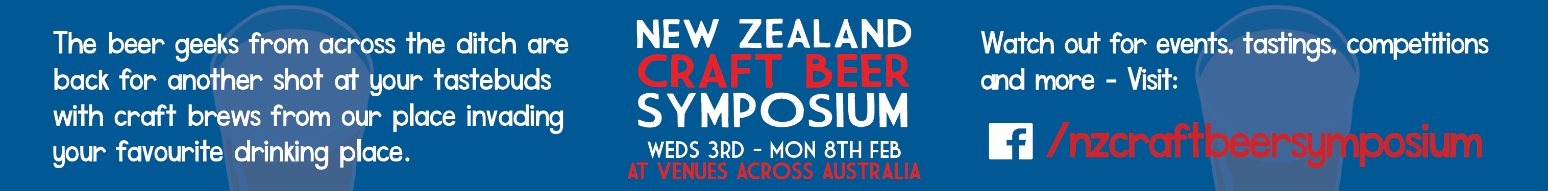 NZ Beer Symposium 2016