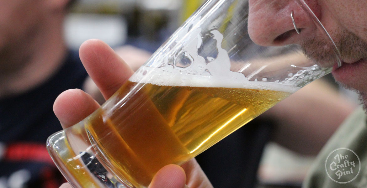 Getting Blind With Crafty: Pale Lagers