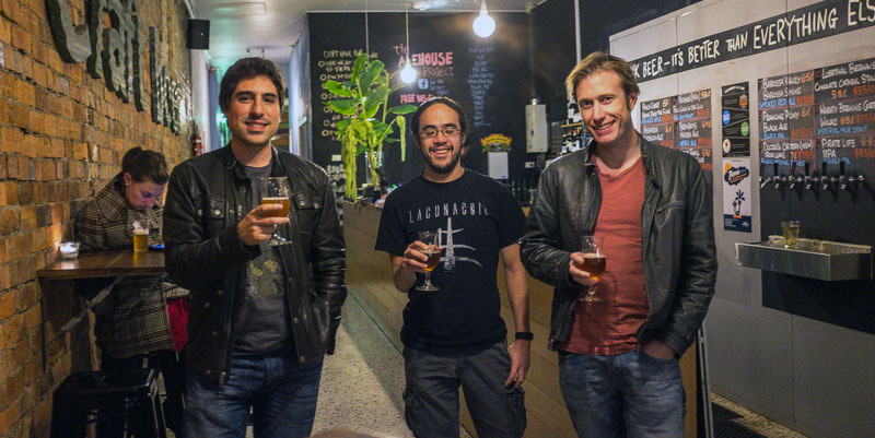 Podcast People : Brunswick Beer Collective
