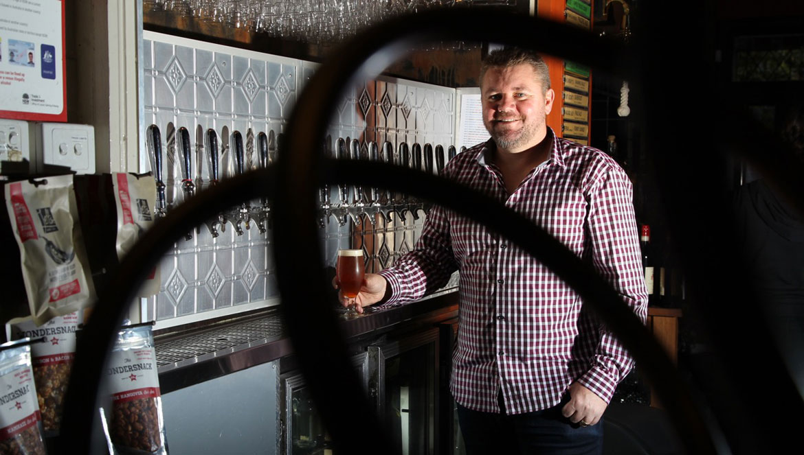 Craft Beer Heroes: Corey Crooks