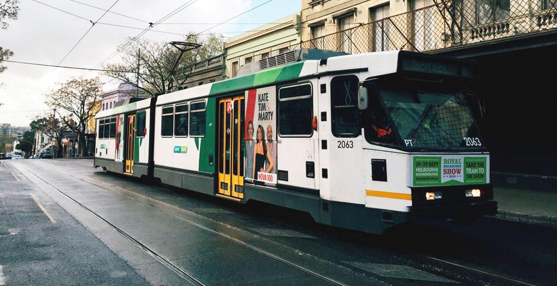 Crafty Crawls: The 86 Tram Pt I