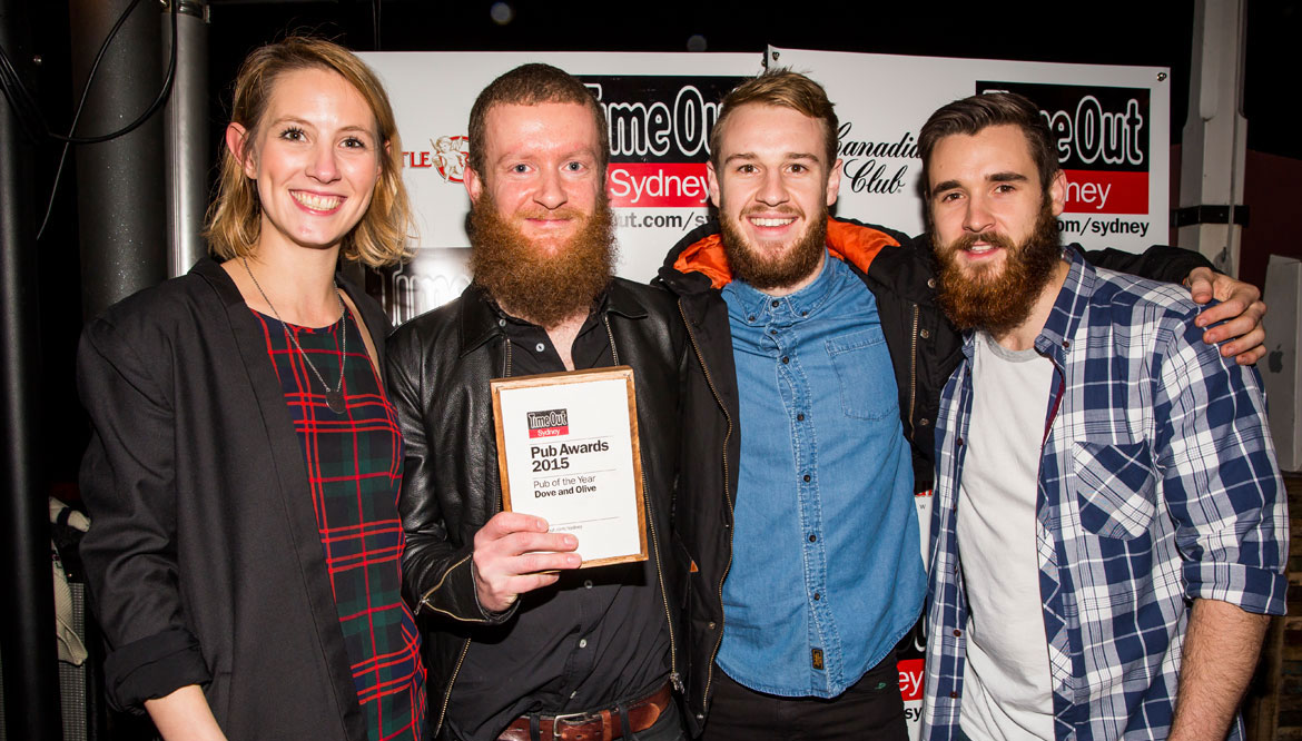 Crafty Pubs Dominate Sydney Pub Awards