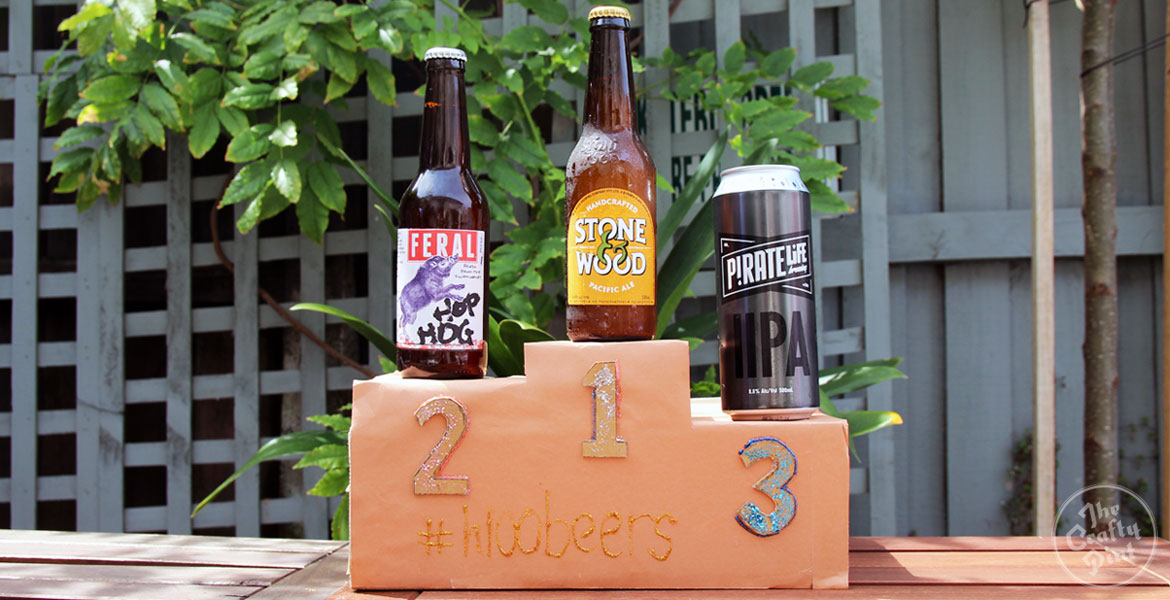 Hottest 100 Aussie Craft Beers of 2015: The Results
