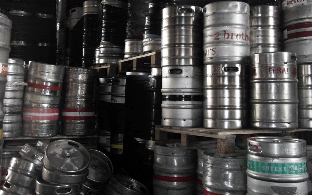 The Great Keg Robbery