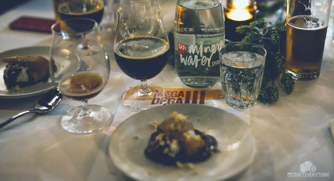 Beer Food: The Mega Dega Dessert