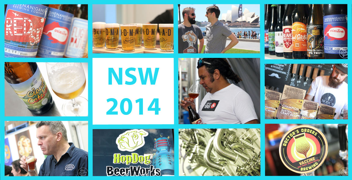Best of 2014: New South Wales