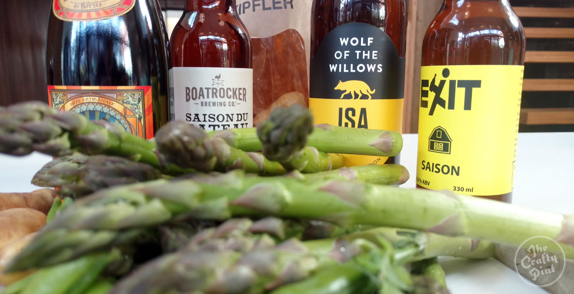 Beer Food: A Feast For The Saison