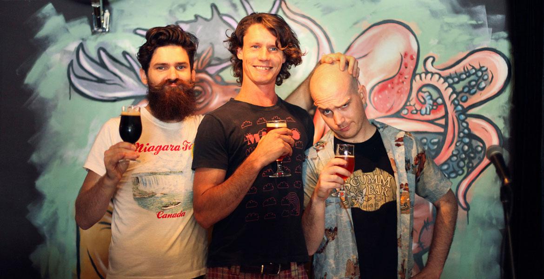Craft Beer Heroes: The Scratch
