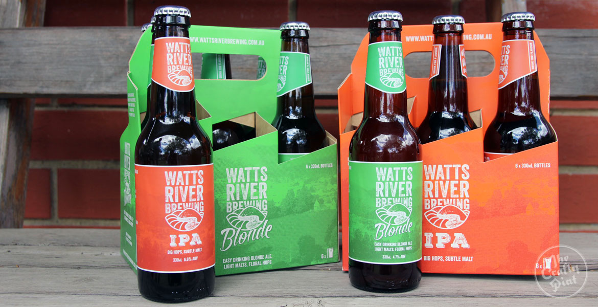 Who Brews Watts River Beers?