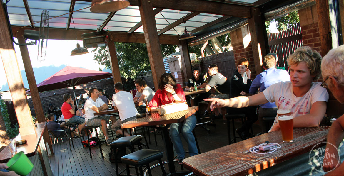 Beer Travel: Adelaide's Craftiest Beer Gardens