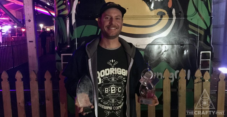 Bodriggy Takes Top Award In SA