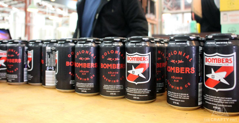 Bombers Beer