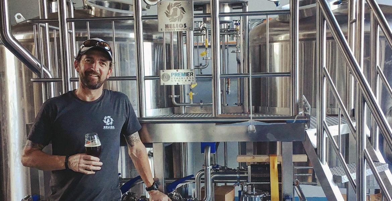 Brew & A: Charlie Hodgson