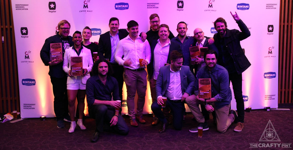 Craft Beer Awards Winners 2017