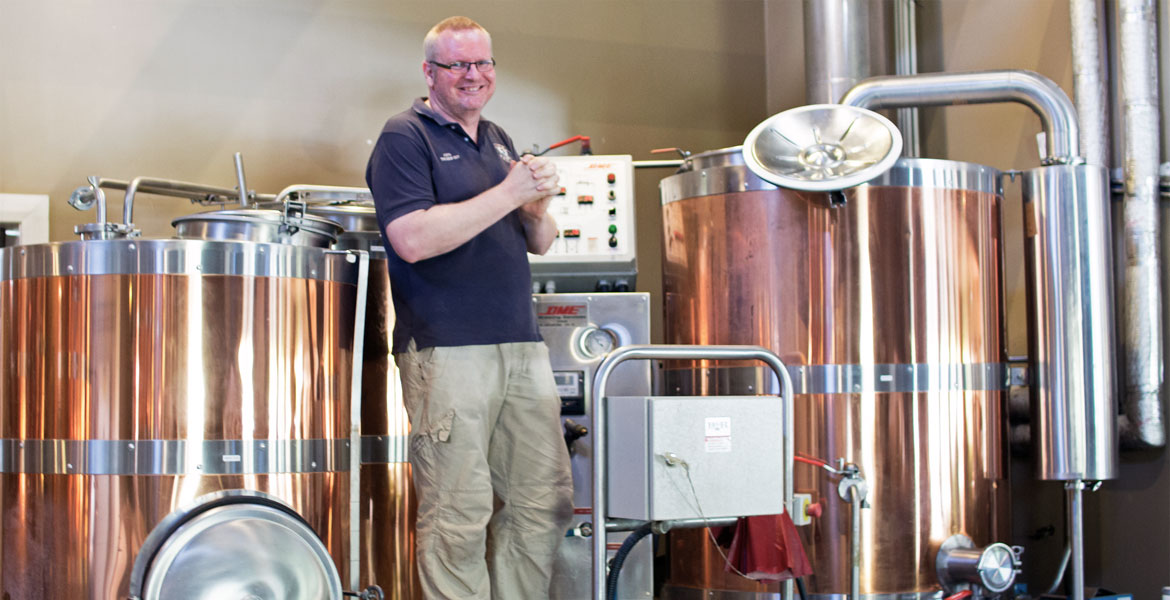 Brew & A: Keith Grice