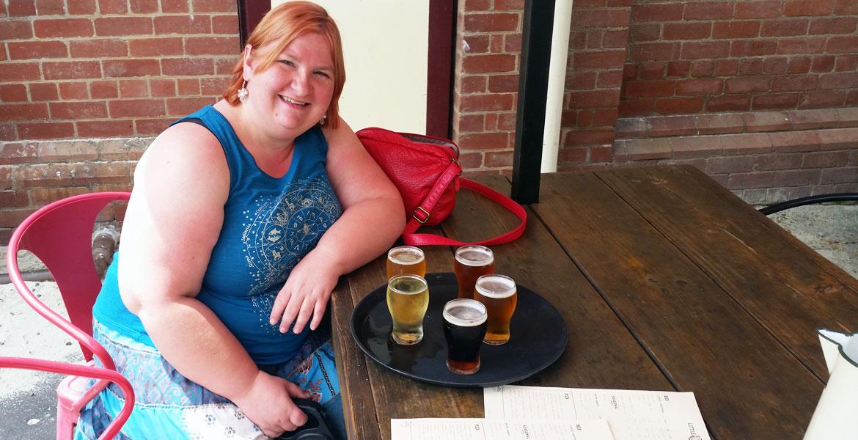 Beer Nuts: Rosemarie Ensink