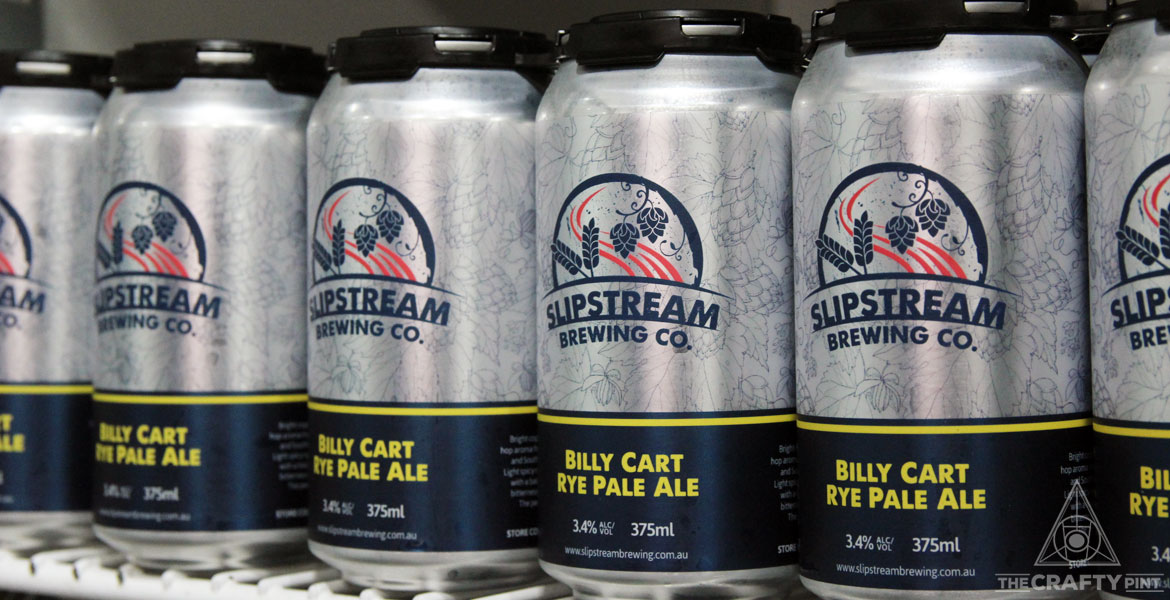 Who Brews Slipstream Beers?