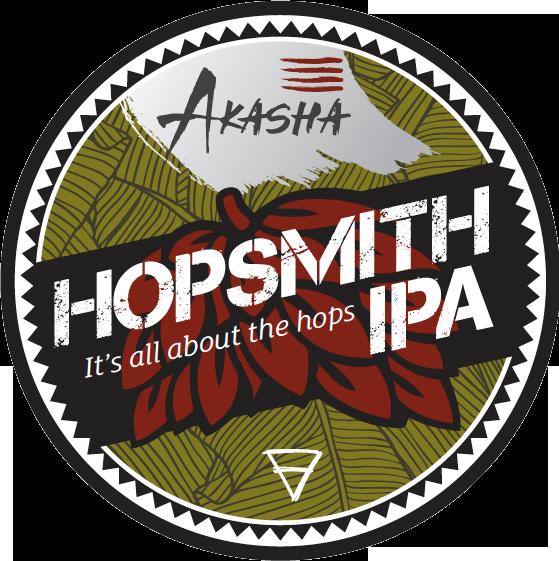 Akasha Hopsmith IPA logo