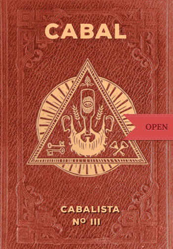 Crafty Cabal membership passport
