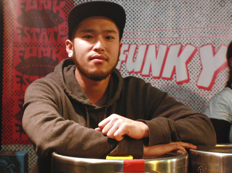 Shihhy Takagi of Funk Estate