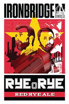 Ironbridge Rye o Rye