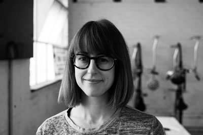 Nadia Saccardo of Pallet magazine
