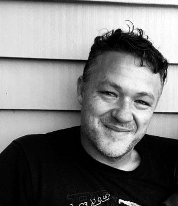 Rick Bannister of Pallet magazine