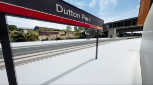 Slide 3 of 3 - Dutton Park Station - concept only, not final or for build