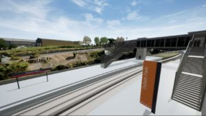 Slide 2 of 3 - Dutton Park Station - concept only, not final or for build