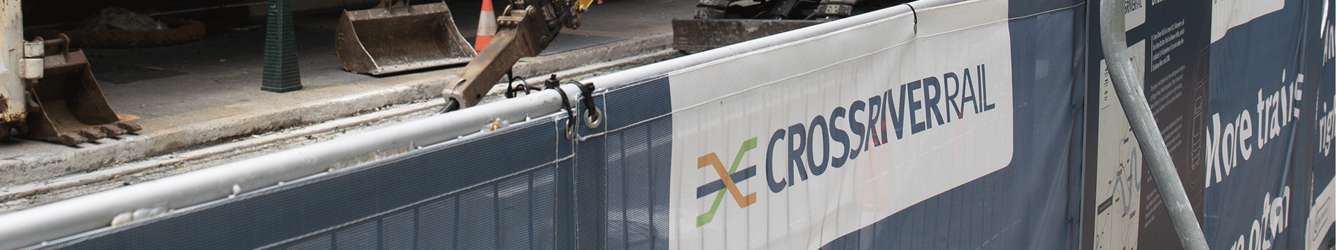 Work is underway on Cross River Rail