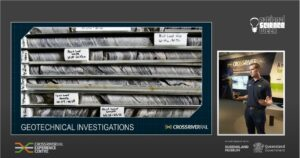 Slide 1 of 2 - Introduction to Tunnelling with Jeremy Kruger