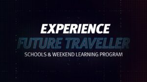 Slide 2 of 6 - Learn about our Future Travellers learning program