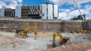 Slide 8 of 29 - Boggo Road worksite - October 2020