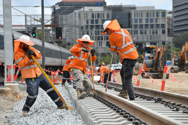 Extended track closures this Easter