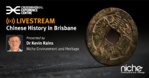Slide 2 of 8 - Chinese history in Brisbane with Dr Kevin Rains (Niche Environment & Heritage)