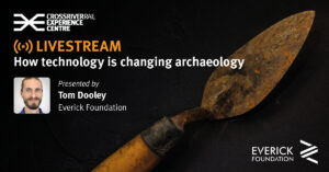Slide 5 of 8 - How technology is changing archaeology with Tom Dooley (Everick Foundation)
