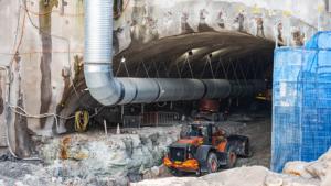 Slide 2 of 42 - Boggo Road construction works - May 2021