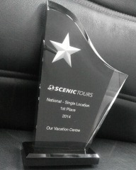 International Cruise Council Australia Agency of the Year 2012