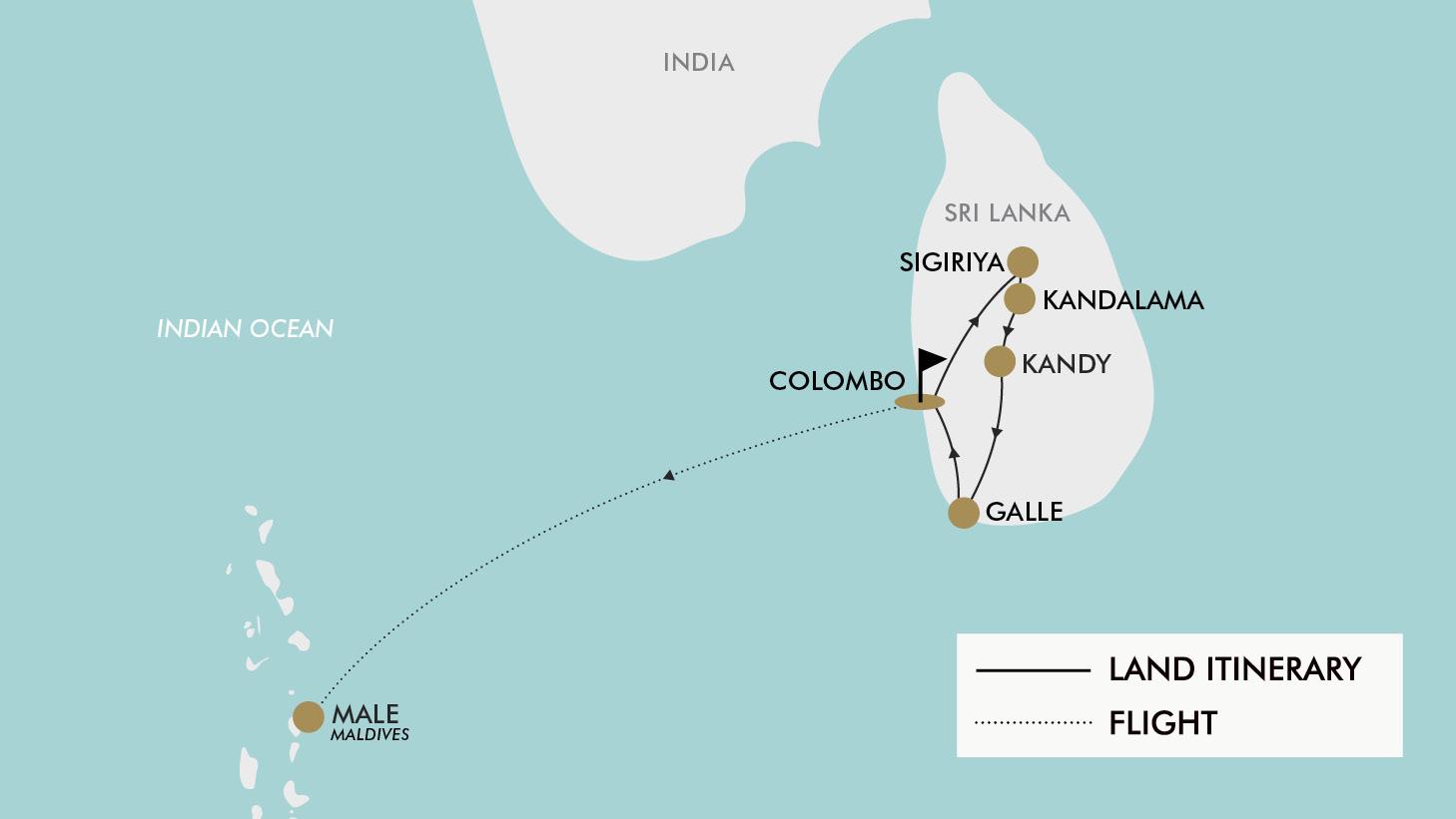 14 Day Maldives Amp Sri Lanka Tripadeal